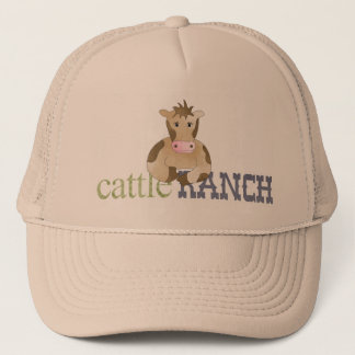 Cattle Ranch Trucker Hat