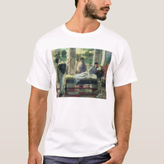 Catullus Reading his Poems at Lesbia's House, 1870 T-Shirt