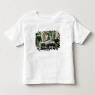 Catullus Reading his Poems at Lesbia's House, 1870 T-shirts