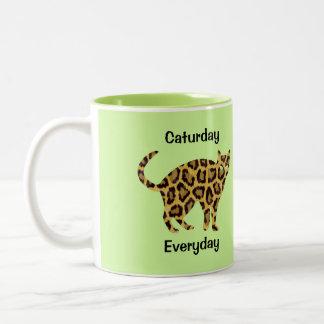 Caturday Everyday Mug