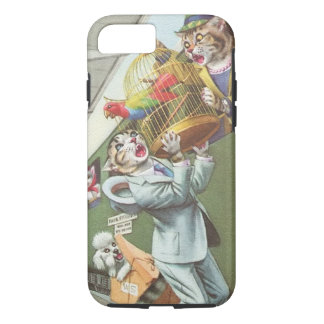 CATWALKS: All Aboard - Tough iPhone 7 Case