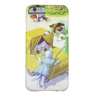 CATWALKS: Double Trouble - Barely iPhone 6 Case