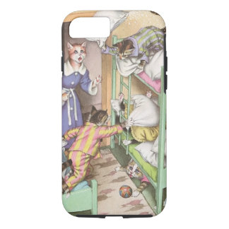 CATWALKS: Pillow Fighting - Tough iPhone 7 Case