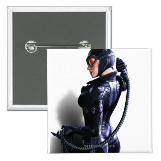Catwoman 2 pinback buttons