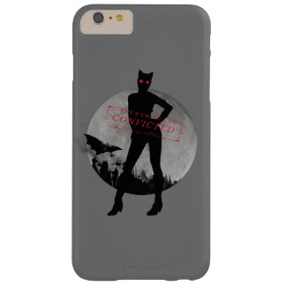 Catwoman Convicted Grey Barely There iPhone 6 Plus Case