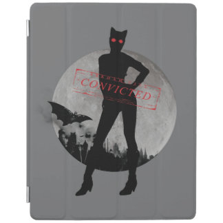 Catwoman Convicted Grey iPad Cover