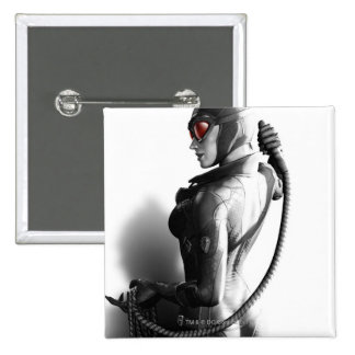 Catwoman Key Art Pin