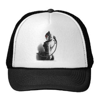 Catwoman Key Art Mesh Hats