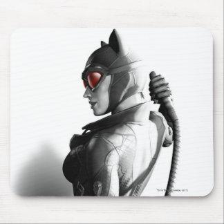 Catwoman Key Art Mouse Pad