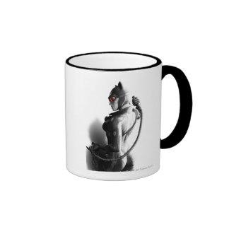 Catwoman Key Art Coffee Mug