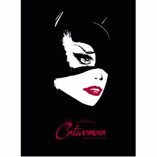 Catwoman Nine Lives Standing Photo Sculpture