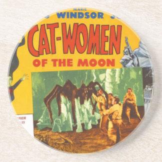 Catwomen on the Moon Coaster