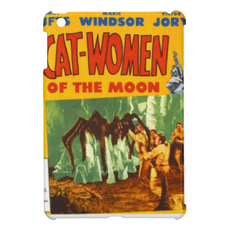 Catwomen on the Moon iPad Mini Cases