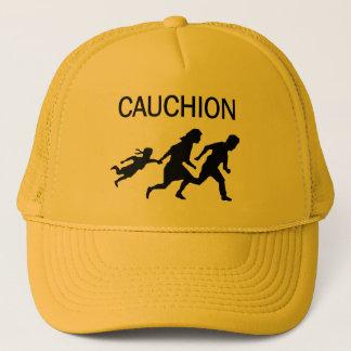 CAUCHION Border Crossing Trucker Hat