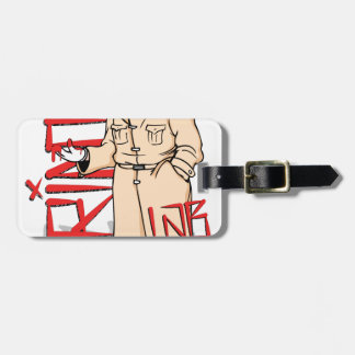 Caught Red Handed Bag Tag