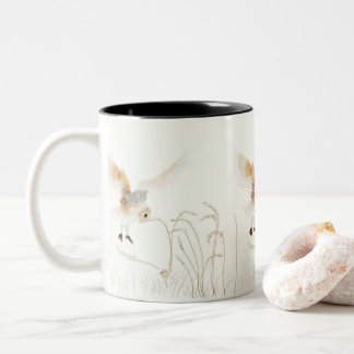Caught Two-Tone Coffee Mug
