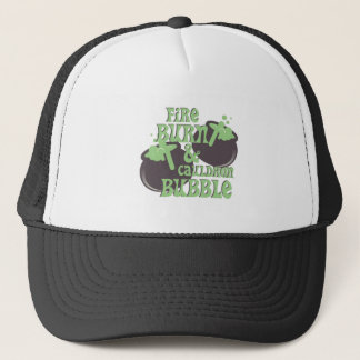 Cauldrom Bubble Trucker Hat