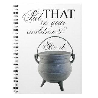 Cauldron Notebooks