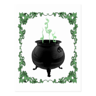 Cauldron - Postcard Customize