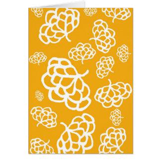 """Cauliflower"" Card"