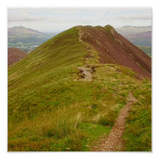 Causey Pike Poster