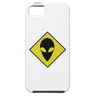 CAUTION ALIEN iPhone 5 CASES