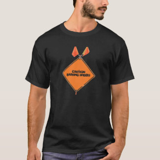 Caution Barking Spiders T-Shirt