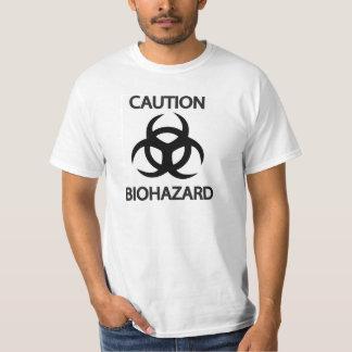 Caution Biohazard T-Shirt
