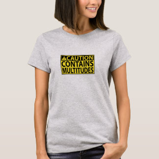 Caution: Contains Multitudes T-Shirt