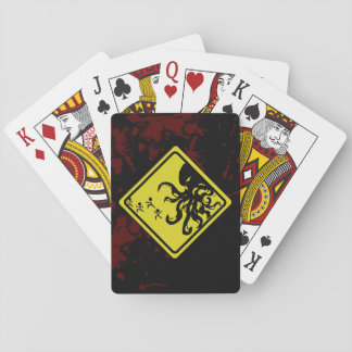 Caution Cthulhu Cheats! Playing Cards