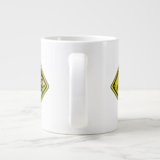 Caution Cthulhu Coffee Mug