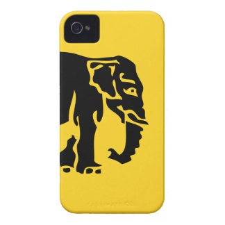 Caution Elephants Crossing ⚠ Thai Road Sign ⚠ iPhone 4 Covers