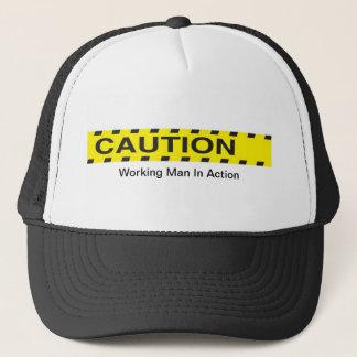 Caution Hat
