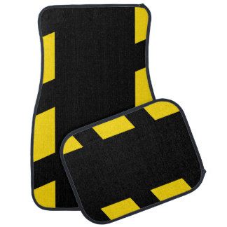 Caution Hazard Floor Mat