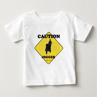 Caution_Jogge_Mother_Child. T Shirt