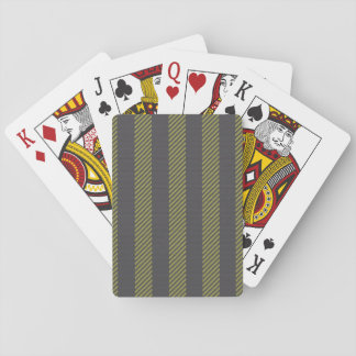 Caution Playing Cards