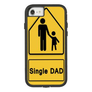 Caution, Single Dad Case-Mate Tough Extreme iPhone 7 Case