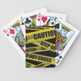 Caution Tape - Cards