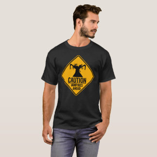 Caution Vampires Ahead Anime Manga Shirt