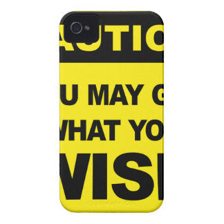 Caution, you may get what you wish will be Case-Mate iPhone 4 case