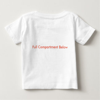 Cautionary Baby T-Shirt