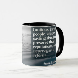 Cautious And Careful People Mug