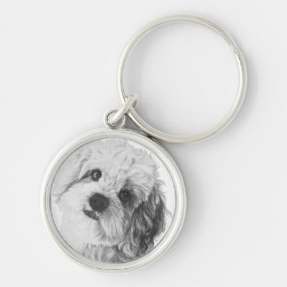 CavaChon Key Ring