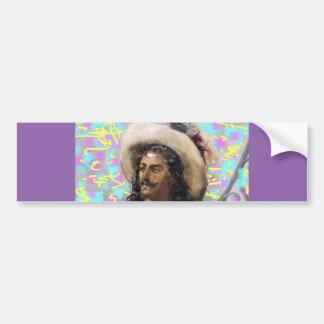 Cavalier Bumper Sticker
