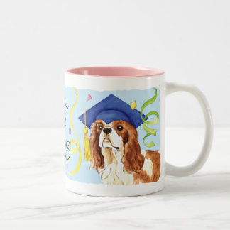 Cavalier Graduate Two-Tone Coffee Mug