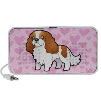 Cavalier King Charles Love (add your pattern!) PC Speakers