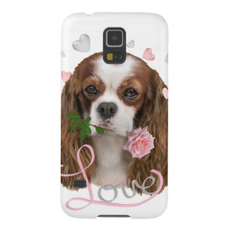 Cavalier King Charles Love Galaxy S5 Cover