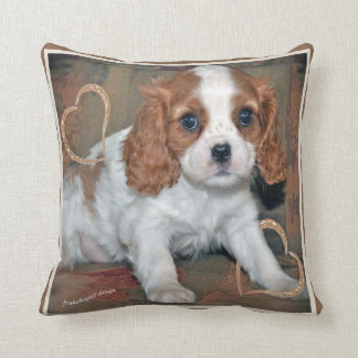 Cavalier King Charles Love Pillow