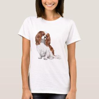 Cavalier King Charles Spaniel (Blenheim A) T-Shirt