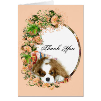 Cavalier King Charles Spaniel Cards